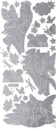 Fairies 2   406 Peel Off Stickers Le Suh