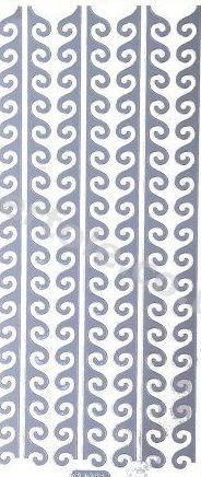 Borders 19   459 Peel Off Stickers Le Suh