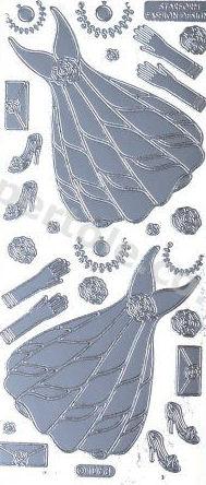 Dresses - Fashion - 1   496 Peel Off Stickers Le Suh