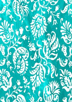 Turquoise Backing Sheet to Match other items - PT050, PT051, PT053 - Can be purchased on its own too! . -Jacksons mail Order