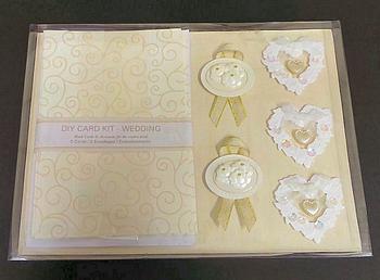 Wedding DIY Card Kit . *