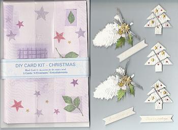 Christmas DIY Card Kit . *
