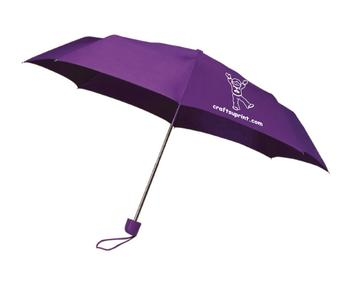 Crafty Bob's Purple Handbag Umbrella *