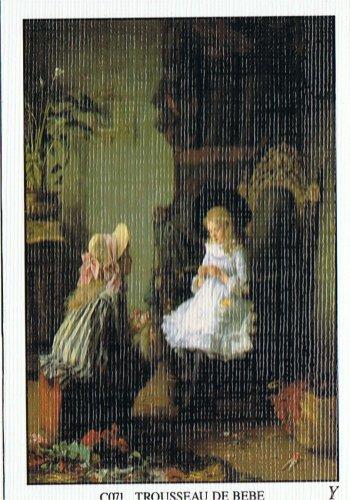 Canvas Print - Trousseau du Bebe   2.5