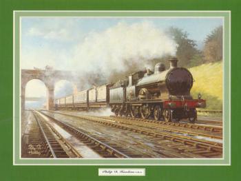 Trains - Under going under the Bridge (JA391) Specials RRP 65p