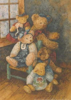 Teddy Family -