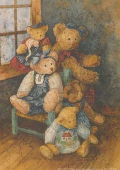 Teddy Family -