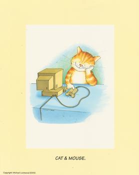 Cat & Mouse - 8