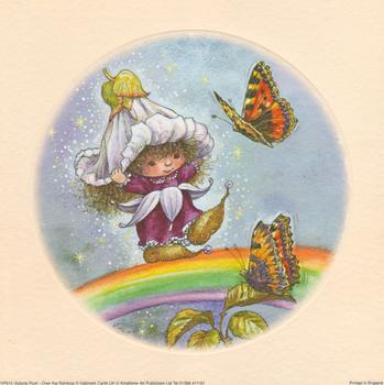 Victoria Plum  - Over the Rainbow . VICTORIA PLUM