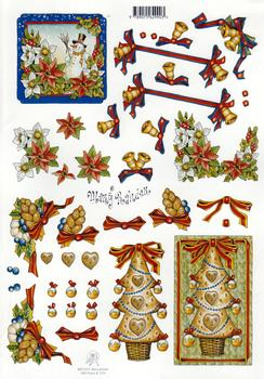 Mary Rahder Xmas sheets