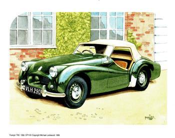 Triumph TR2 - 9