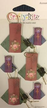 Crafty Bitz Toppers - Embellishments to enhance any card creation . -Jacksons mail Order