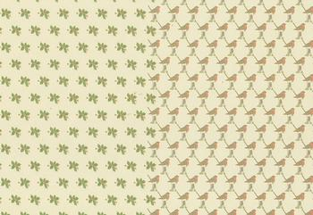 A4 80gsm Quality Backing Sheet - Robins & Holly . *