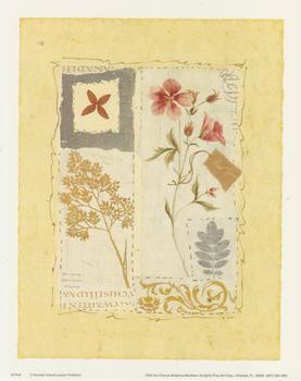 Patchwork Flower Pattern Print - 5170 - 10