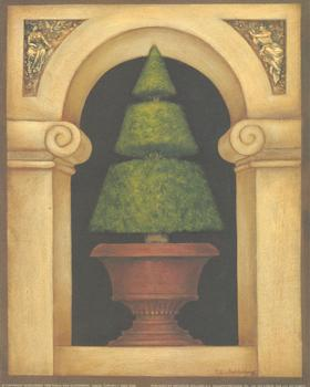ANGEL TOPIARY 1 ** 10