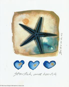 STARFISH AND HEARTS 4 - 10