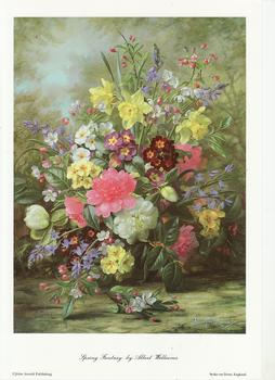 Spring Fantasy by Albert Williams 8