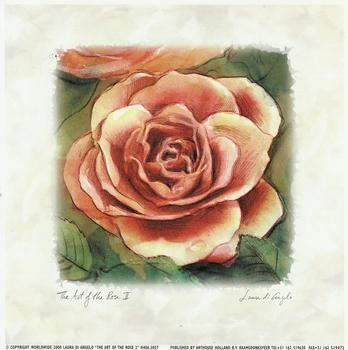 The Art of Rose by Laura De Angelo Print  7