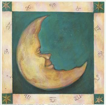 Happy Moon Print - 7