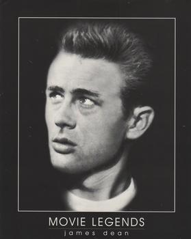 Movie Legend - Black and White Print - JAMES DEAN - 10