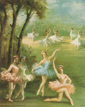 Ballet Dancer / Ballerina 2 - 10