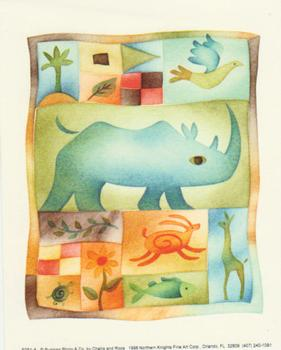 Large Fashionable Topper - Animals FANTASTIC OFFER!!!