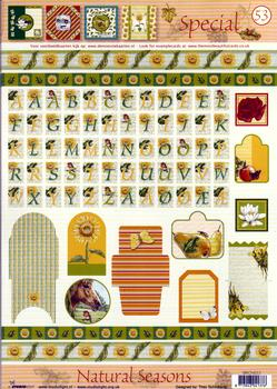 Natural Seasons special sheet - 53 FANTASTIC OFFER!!!