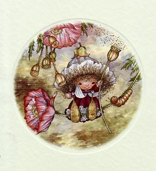 Victoria Plum - Poppy Swing  5