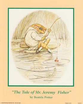 Beatrix Potter - The Tale of Mr. Jeremy Fisher - 10