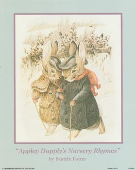 Beatrix Potter - Appley Dapply's Nursery Rhymes - 10