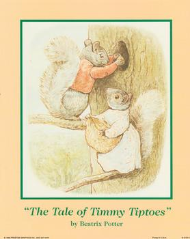 Beatrix Potter - The Tale of Timmy Tiptoes - 10