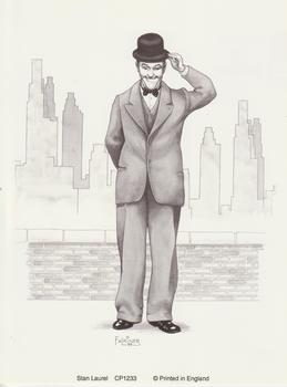 Black and White Prints - Stan Laurel - 6