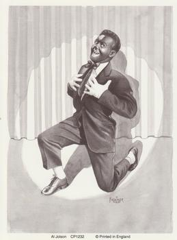 Black and White Prints - Al Jolson  - 6