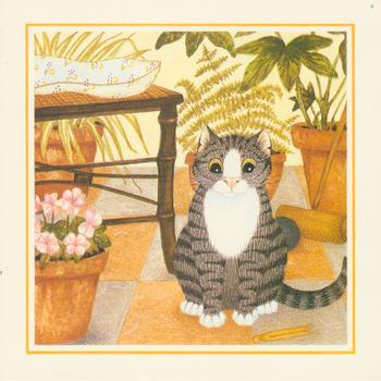 Sitting Cat 5.5
