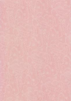 Quality Backing Paper E - Pink Swirl . *