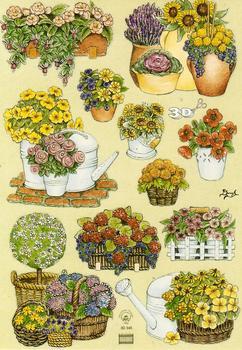 Floral/Garden Themes A5 . *