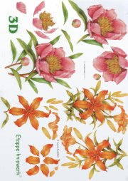 3d Easymake - Floral Fun- 416978 3D Easymake Easy to follow instructions