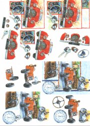 3d Easymake - Racing Cars- 4169291 3D Easymake Easy to follow instructions