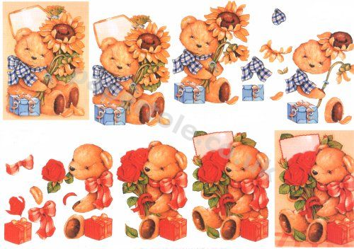 3d Easymake - Special Teddy         416940 3D Easymake Easy to follow instructions