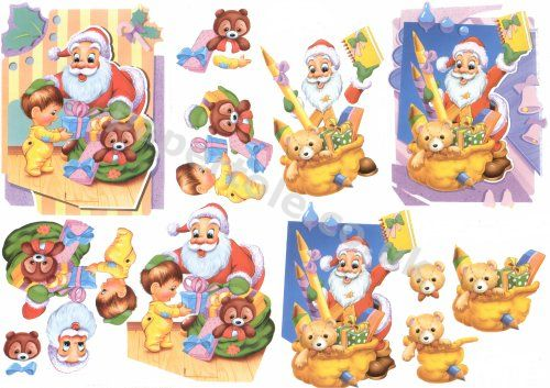 3d Easymake - Santas Presents        4169527 3D Easymake Easy to follow instructions