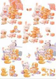 3d Easymake - Teddies Fun Time 3D Easymake Easy to follow instructions