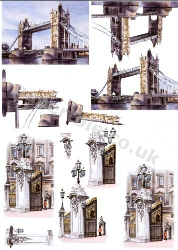 3d Easymake - London  ***SPECIAL OFFER*** 3D Easymake Easy to follow instructions
