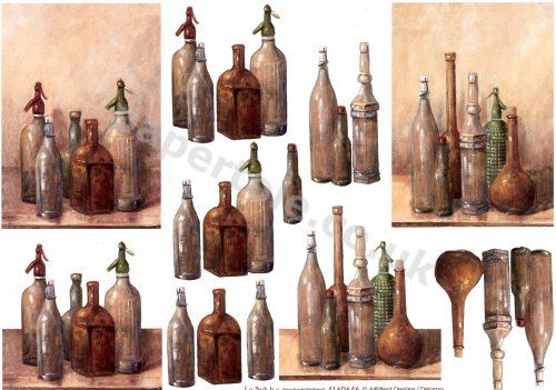 Bottles     4169646 3D Easymake Easy to follow instructions
