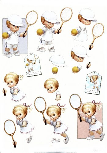 Morehead - Tennis      11052-072 3D Easymake Morehead