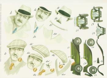 Vintage Men & Cars . *
