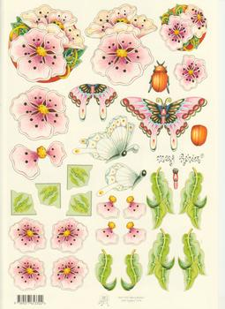 Mary Rahder - A4 120g Quality Multi Craft Sheet  2574 Mary Rahder