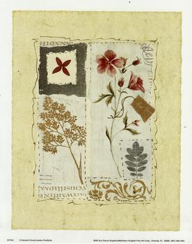 Flowers & Leaves by Hannah Vince 10