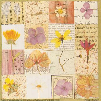 Floral Topper - 5