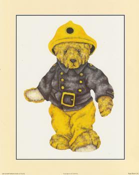 Supa Bear Fireman (A) - 8