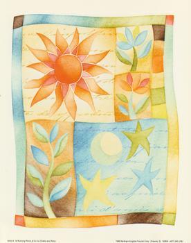 5052-8 Large Sun Topper Print 10
